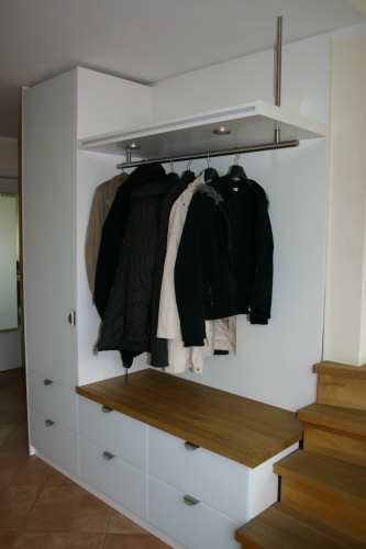 galerie der garderoben. Black Bedroom Furniture Sets. Home Design Ideas